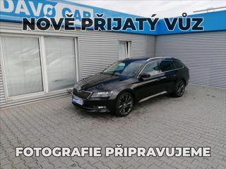 Škoda Superb 2,0 TDI Style 4x4 DSG 1.Maj. kombi nafta