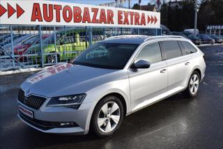 Škoda Superb 2,0 TDi STYLE,NAVI,4x4,DPH, kombi nafta