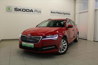 Škoda Superb 2,0 TDi DSG LED NAVI ADAPTIV kombi nafta