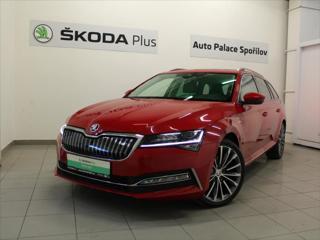 Škoda Superb 1,4 TSi PHEV DSG L&K PANORAMA kombi benzin