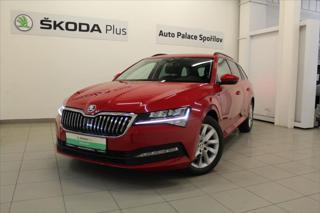 Škoda Superb 2,0 TDi DSG Ambition+ NAVI ACC kombi nafta