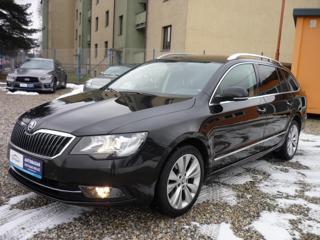 Škoda Superb 2.0 TDI 4x4 Elegance kombi