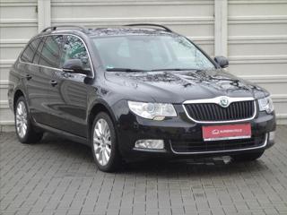 Škoda Superb 2,0 TDi103kW DSG Serv.kn. CR DPF Ambition kombi nafta