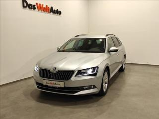 Škoda Superb 1,6   Ambition kombi nafta