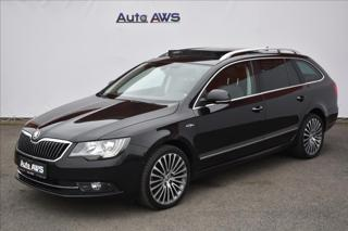 Škoda Superb 2,0 TDi  125KW L&K LED Nez.top. Xenon kombi nafta