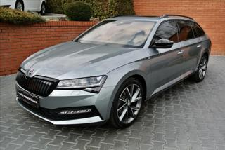 Škoda Superb 1,4 iV 160KW SPORTLINE,PANORAMA,KEYLESS,ACC kombi hybridní - benzin