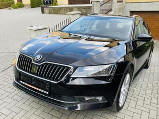 Škoda Superb 2.0 TDi Style kombi nafta