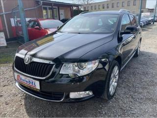 Škoda Superb 2.0 TDi kombi nafta