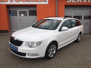 Škoda Superb 1.4 TSI 92KW Ambition,2.majitel kombi