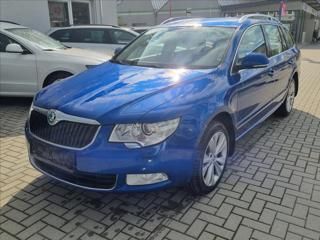 Škoda Superb 2,0 TDi 4x4 125kw *XENON*SENZORY* kombi nafta