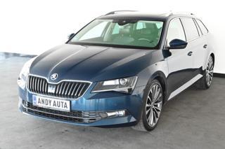 Škoda Superb 2.0 TDI L&K Panorama Záruka až 4 ro kombi