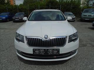 Škoda Superb 1,6 NAVI,Panorama,ZADÁNO! kombi nafta