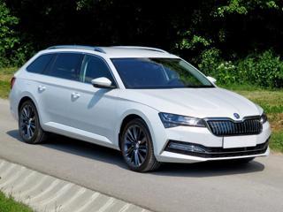 Škoda Superb iV 1.4 TSI PHEV 160kW kombi hybridní - benzin