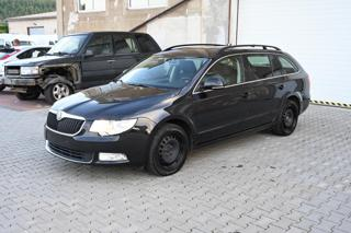 Škoda Superb 2.0TDI 103KW 6/2011 kombi