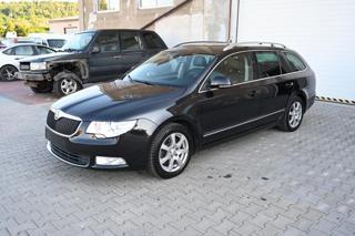 Škoda Superb Elegance 2,0 TDI 125 KW  03/2010 kombi