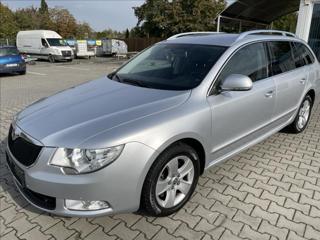 Škoda Superb 2,0 TDi 4x4,DSG,XENON,KŮŽE kombi nafta