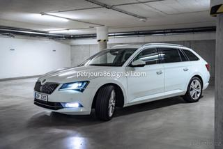 Škoda Superb SLEVA 44000!!! 2017 2.0 tdi 110kW, kombi