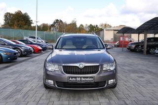 Škoda Superb kombi 2.0 TDI , DSG, kůže, panorama kombi