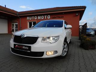 Škoda Superb 1.9 TDI Comfort Digiklima liftback