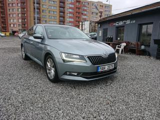 Škoda Superb 2.0TDi,DSG,XENON,LED,KAMERA liftback