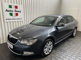 Škoda Superb 2.0 TDI CR 125kW liftback