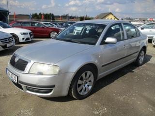 Škoda Superb 2,8V6 142kw, odpočet DPH limuzína