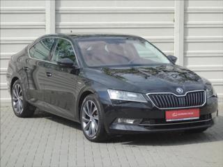 Škoda Superb 2,0 TDi 140kW DSG 4x4 L&K ČR 1.maj CR DPF DSG Laurin & Klement liftback nafta
