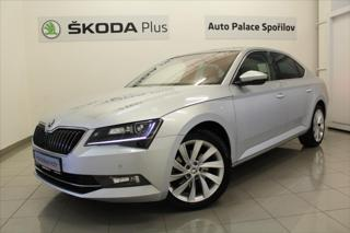Škoda Superb 2,0 D AT Style WEBASTO PANORAMA liftback nafta