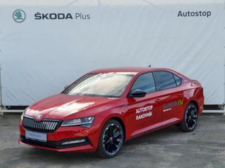 Škoda Superb 1.4 TSi Sportline liftback hybridní - benzin