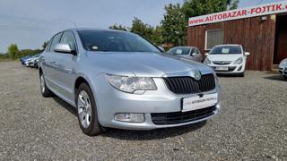 Škoda Superb 2.0 TDI 103KW Ambiente,garance km limuzína