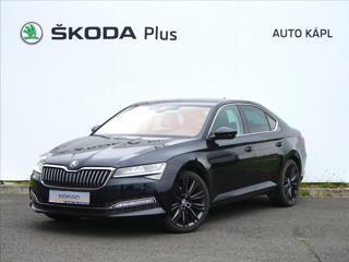 Škoda Superb 2,0 TDI 110kW DSG  Style EXTRA liftback nafta