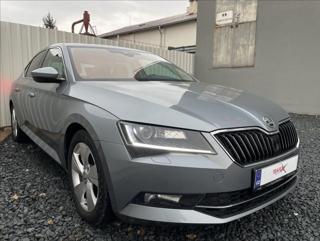 Škoda Superb 2,0 TDI 4x4 Style,ČR,1.Majitel liftback nafta