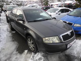 Škoda Superb 1,9 TDi sedan nafta