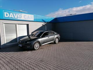 Škoda Superb 1,4 TSI DSG Style Serv.kniha liftback benzin