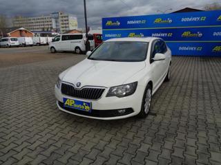 Škoda Superb 2.0TDI KLIMA SERVISKA sedan