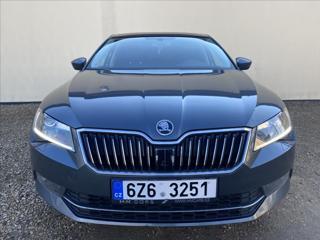 Škoda Superb 2,0   TDI-DSG-STYLE-LED-XENON sedan nafta