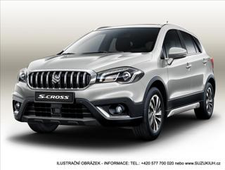 Suzuki S-Cross 1,4   Premium AT AllGrip Hybrid SUV benzin