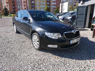 Škoda Superb 2.0TDi103kW,ELEG.NAVI,XEN.ČR sedan