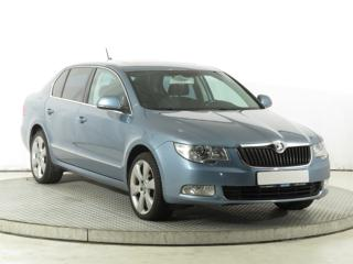 Škoda Superb 1.8 TSI 118kW sedan benzin