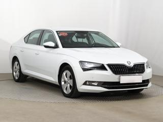 Škoda Superb 2.0 TDI 110kW sedan nafta