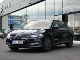 Škoda Superb 2,0 TDI 140 kW  L&K, 4x4 sedan nafta