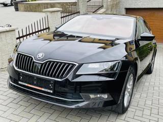 Škoda Superb 1.8 TSi sedan benzin