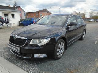 Škoda Superb 2.0 TDI 125kW Elegance sedan