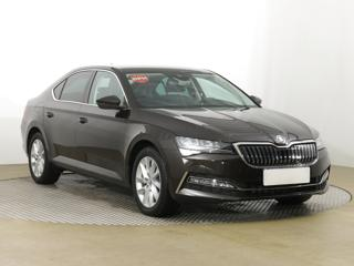 Škoda Superb iV 1.4 TSI PHEV 160kW sedan benzin