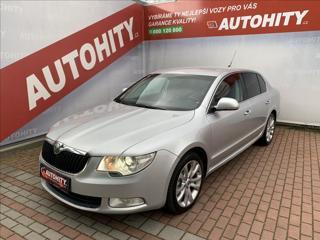 Škoda Superb 1,8 LPG, TOP sedan LPG + benzin