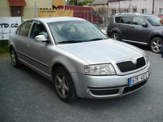 Škoda Superb 2.5 i TDi V6 Automat sedan nafta