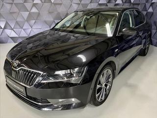 Škoda Superb 2,0 TDI 140KW DSG L&K,KESSY,NEZÁVISLÉ TOPENÍ, sedan nafta