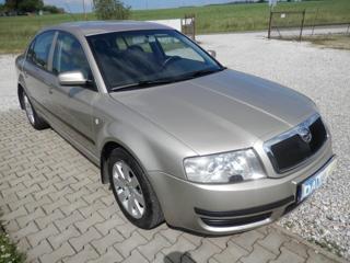 Škoda Superb 1.9 tdi sedan