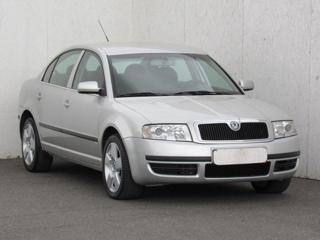 Škoda Superb 2.5TDi, ČR sedan nafta