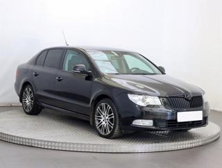 Škoda Superb 2.0 TDI 125kW sedan nafta